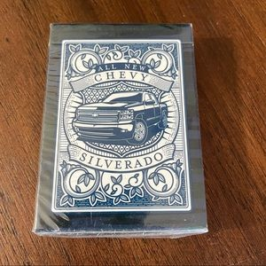 Chevy Silverado Playing Cards 2006 NEW